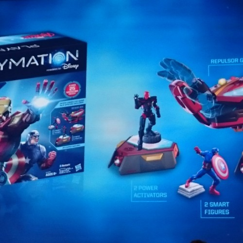 Disney introduces Playmation