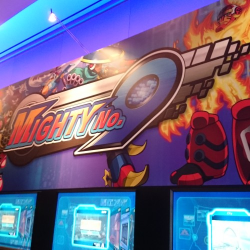 E3 2015: Hands-on with Mighty No. 9