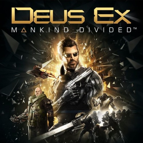 E3 2015: Gameplay trailer for Deus Ex: Mankind Divided looks stunning