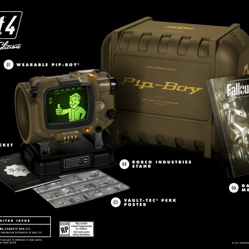 Fallout 4 Pip-Boy Edition is becoming available again