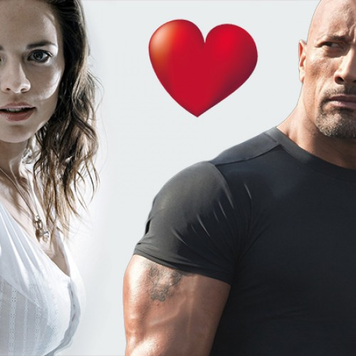 The Rock confesses his crush on Agent Carter's Hayley Atwell
