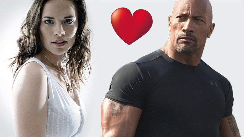 Hayley Atwell The Rock