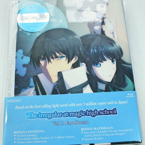 'The irregular at magic high school' Vol 1: Enrollment
