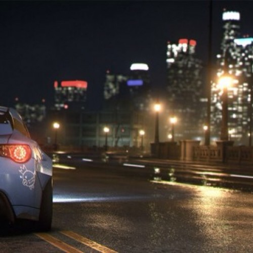 E3 2015: Need for Speed reboot is putting the pedal to the floor
