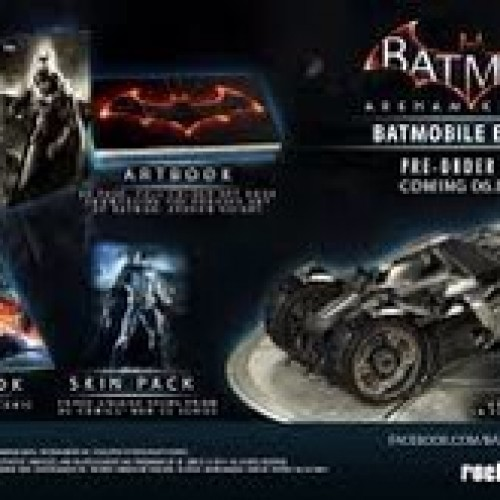Warner Bros. to cancel Batman Arkham Knight: Batmobile Edition