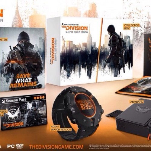 Go rogue with The Division's Sleeper Agent Edition