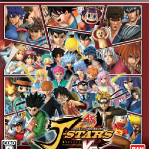 E3 2015: Hands-on with J-Stars Victory VS+