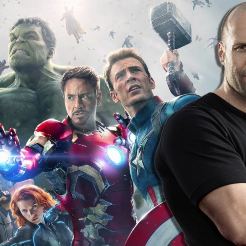 Jason Statham slams Marvel movies, says his grandmother could do it
