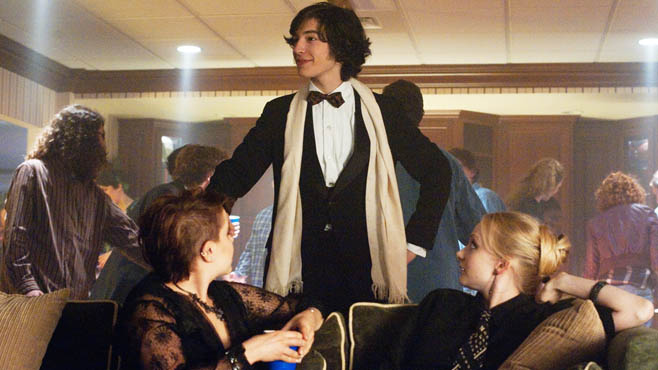 Ezra Miller // Perks of Being a Wallflower