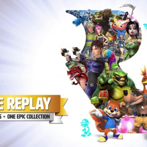 E3 2015: Hands-on with Rare Replay, the collection of 30 classic Rare games