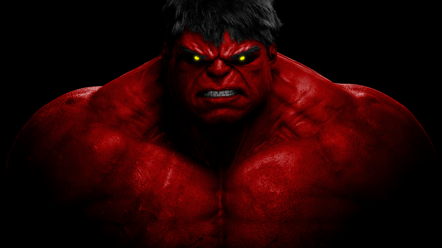 Does The Return Of General Ross To The Mcu Mean Well Get Red Hulk -1974