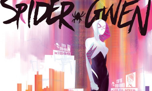 Spider-Gwen #1 coming Fall 2015