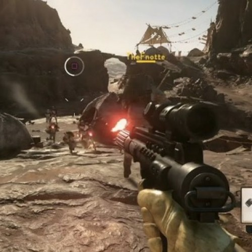 E3 2015: EA reveals new Survival mode in Star Wars:Battlefront