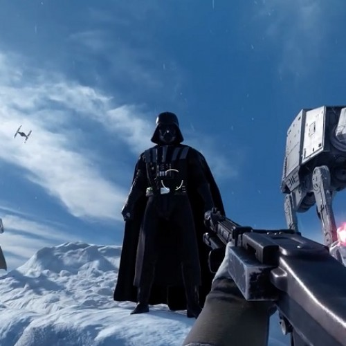 You can now play the Star Wars Battlefront beta