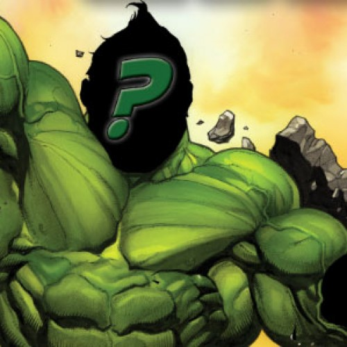The Totally Awesome Hulk cover reveals new and mysterious Hulk