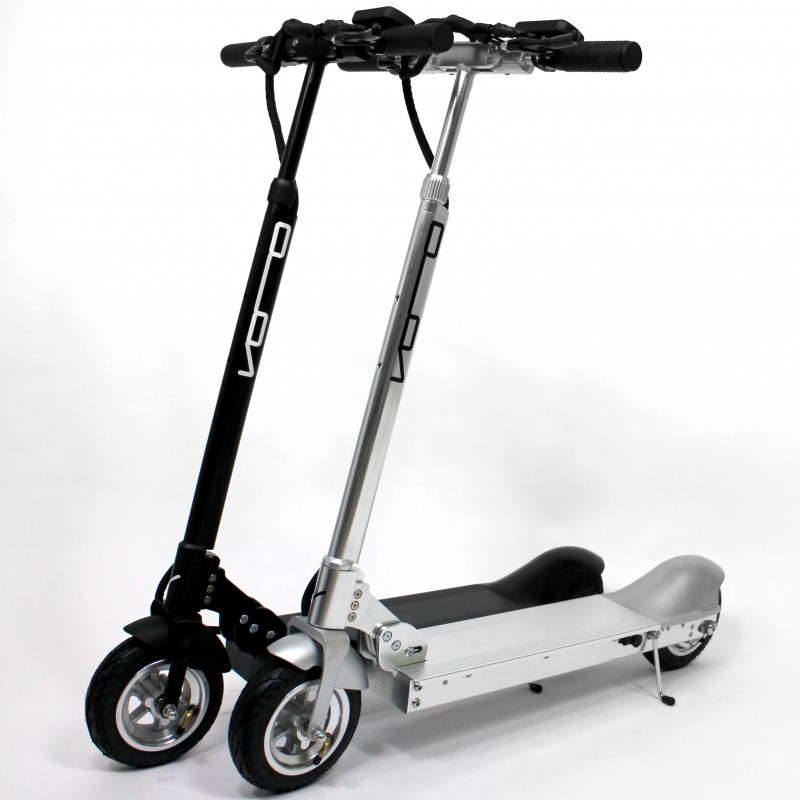 Vomo Is An Electric Scooter Curly In The Ingogo Stages This Claims Not Only 20 Mph With A Rider Around 150 Pounds