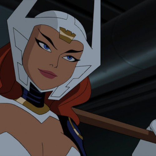 Justice League: Gods and Monsters Chronicles presents Wonder Woman in 'Big'