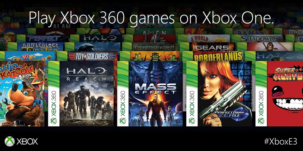 Can we play Xbox One games on an Xbox 360 console? - Quora