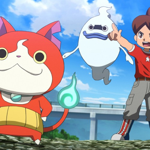 'Yo-Kai Watch' anime series heading to Disney XD