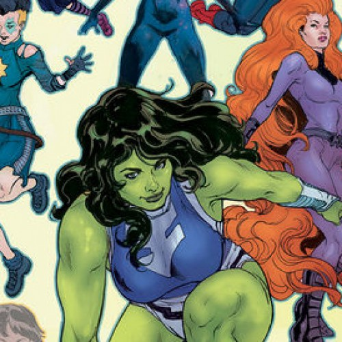 Female writer on Marvel's male writers: The guys were guessing at what it's like to be a woman