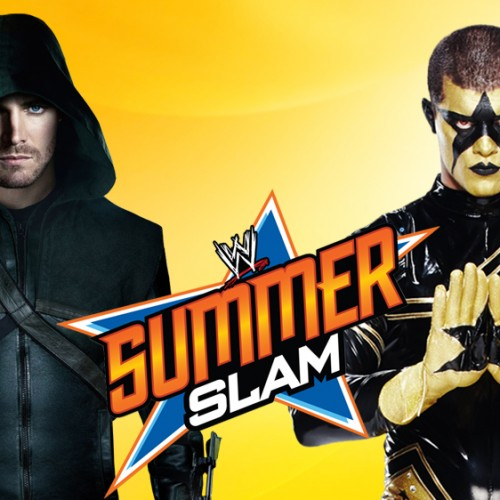 SummerSlam: Stephen Amell defeats Stardust