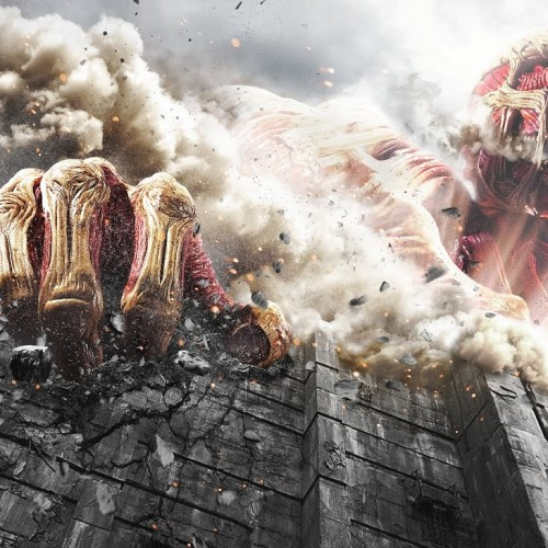 New live-action Attack on Titan trailer has the heroes zipping through the city