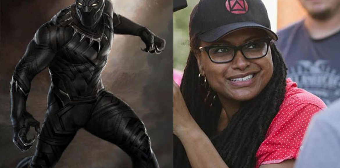Marvel already has Ava DuVernay on board for directing Black Panther?