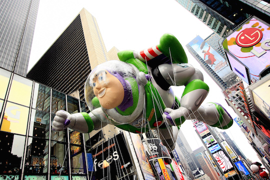 buzz lightyear balloon
