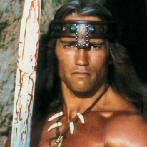 Dungeons, Dragons, and Demons! Check out the double feature of Conan the Barbarian and Conan the Destroyer!