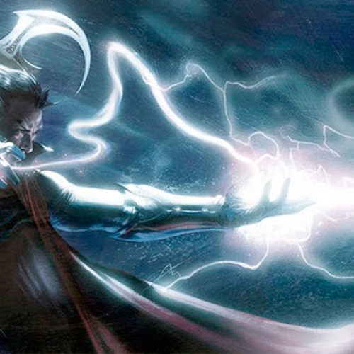 Scott Derrickson on his way to London to begin production on Doctor Strange