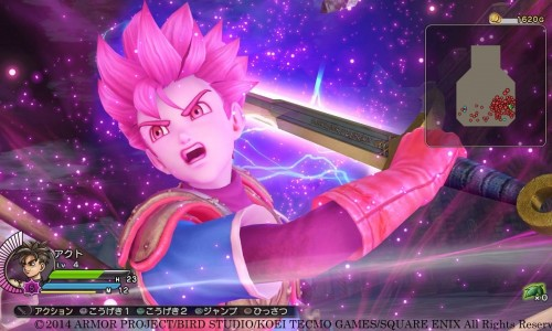 New Dragon Quest Heroes trailer introduces 12 playable characters