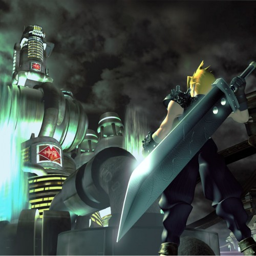 Final Fantasy VII coming October 16… the PS4 port version
