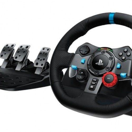 Logitech introduces new Force Feedback Racing Wheels for PS4, Xbox One, and PC
