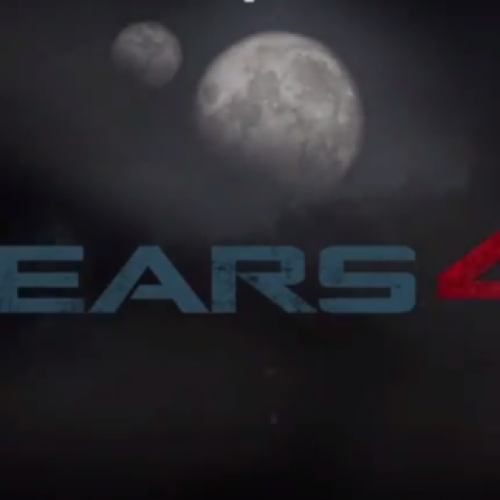 E3 2015: Gears of War is back with 'Gears 4'