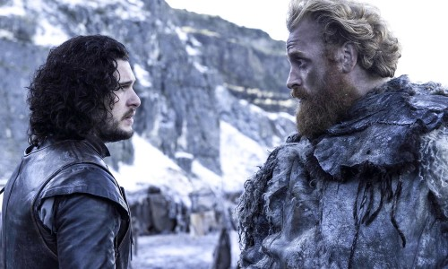 Winter finally comes in 'Hardhome' – Game of Thrones review