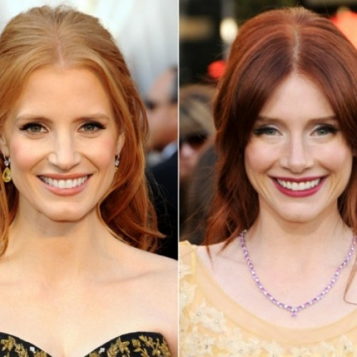 Reminder: Bryce Dallas Howard is NOT Jessica Chastain