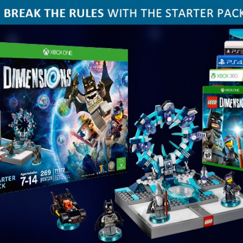 E3 2015: Lego Dimensions is going to shake up the toy-to-game market