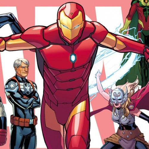 Marvel relaunches Iron Man with Brian Michael Bendis and David Marquez