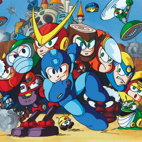 Relive the 8-bit action in Mega Man Legacy Collection from Capcom