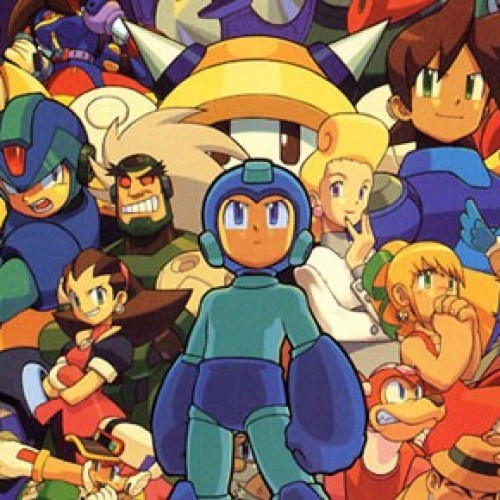 New Mega Man cartoon coming in 2017 from Man of Action Entertainment