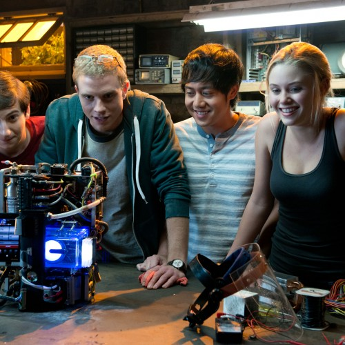Project Almanac Blu-ray review