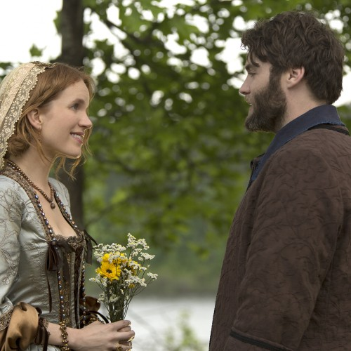 Salem's Seth Gabel and Tamzin Merchant talk character growth, the season finale, and #Cottanne