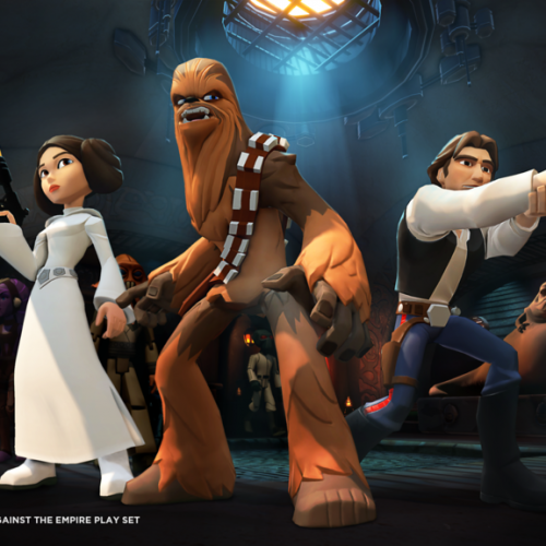 Disney Infinity 3.0 Edition: Star Wars Rise Against the Empire to feature Luke, Han, Leia, Chewie and Darth Vader figures
