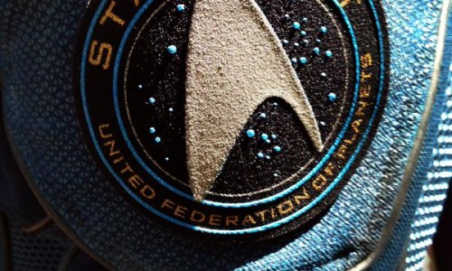 Check out the first image from Star Trek: Beyond