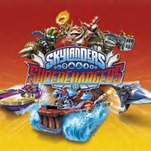 E3 2015: 'Skylanders' gets SuperCharged with cars and Nintendo's amiibo