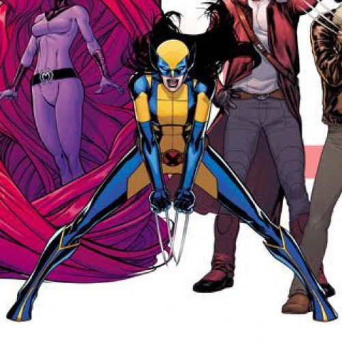 Marvel Comics reboot to turn Wolverine into a female?