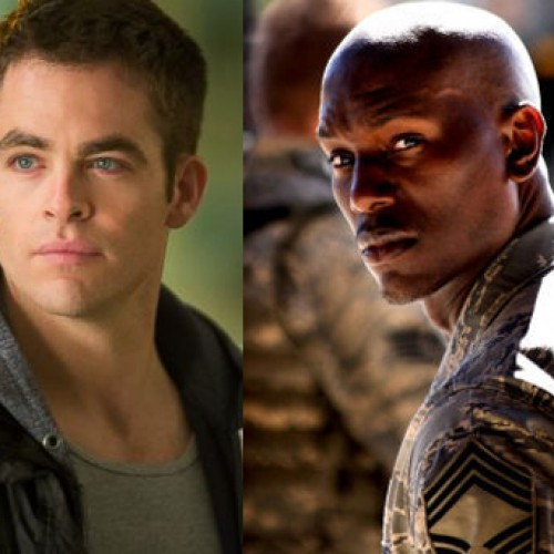 Are we getting two Green Lanterns with Chris Pine as Hal Jordan and Tyrese as John Stewart?