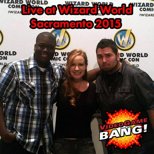 Videogame BANG! LIVE at Wizard World Sacramento!
