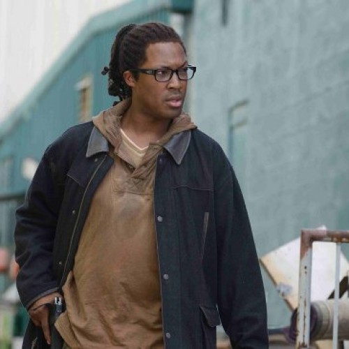 First look at The Walking Dead's Heath, to played by Straight Outta Compton's Corey Hawkins