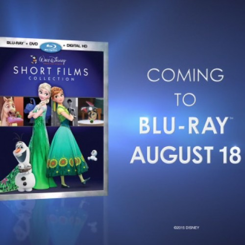 Walt Disney Animation Studios Short Films Collection comes to Digital HD and Blu-ray August 18
